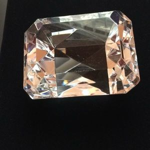 Polish Crystal paper weight